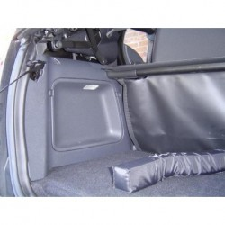 BRABUS luggage compartment lighting, coupé ForTwo 451