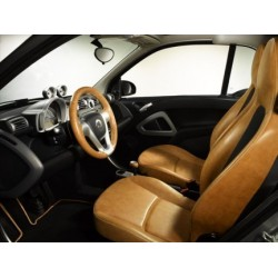 BRABUS Limited One Velours-Fußmatten ForTwo 451