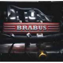 Logo engine Brabus ForTwo 451