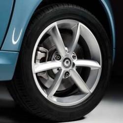 "3-double-spoke alloy wheel (15"") design 8 ForTwo 451"