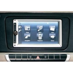 Audio system navigation/multimedia ForTwo 451