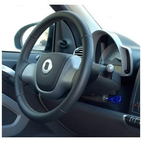 BLOCK SHAFT - BLOCK SHAFT - Alarm steering lock