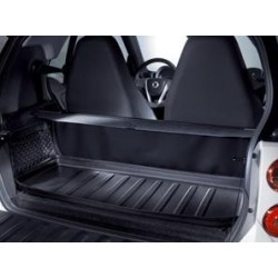 Boot tray ForTwo 451