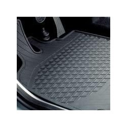 All-weather floor mats ForTwo 451
