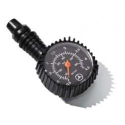 Comprobador de la presión de los neumáticos