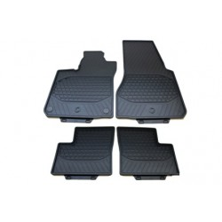 All-weather floor mats ForFour 453