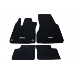 Ribbed floor mats ForFour 453
