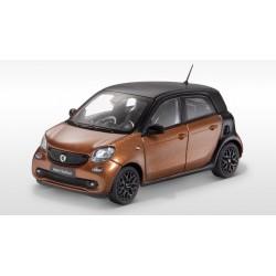 Modellino Smart ForTwo 453 1:18