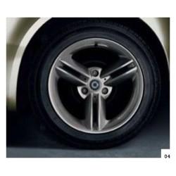 """6 spoke Spikeline alloy wheels 16"""" Fortwo"""