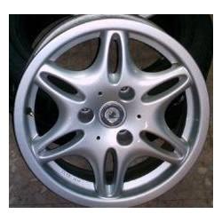 """6 spoke Starline alloy wheels 15"""" Fortwo"""