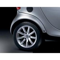 """9 spoke Styleline alloy wheels 15"""" Fortwo"""