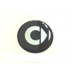 Logo Smart for the petrol cap ForTwo