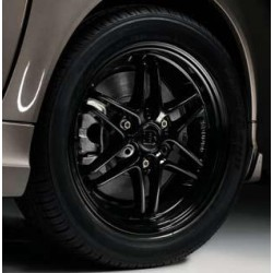 "BRABUS ""Monoblock VII"" Black wheels (III G)"