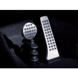 BRABUS sports pedals ForTwo 451