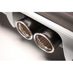 Brabus sports exhaust system ForTwo 451 MY12