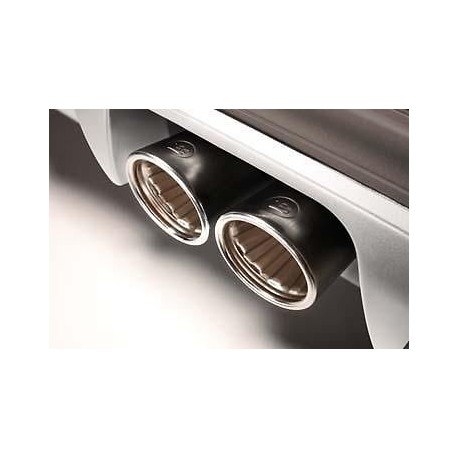 Brabus sports exhaust system ForTwo III G  2012