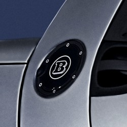 Design covers for the petrol cap Brabus Roadster