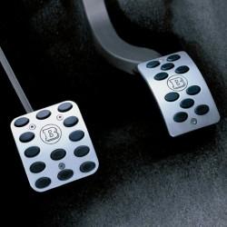Aluminium pedals Brabus Roadster