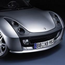 Brabus Roadster Front spoiler