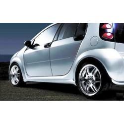 Minigonne laterali Brabus ForFour 454