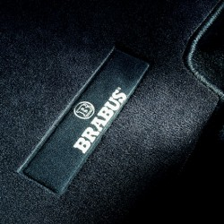 Tappetini in velluto ForFour 454 Brabus