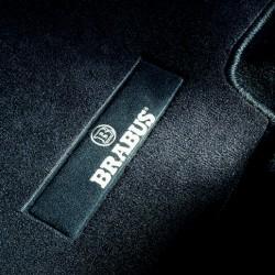 Velours-Fußmatten ForFour 454 Brabus