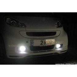 Cornering light system FourFour 454