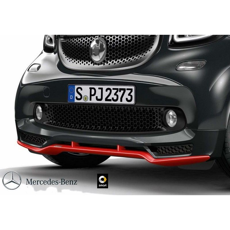 brabus tailor made front spoiler fortwo 453 smartkits sks. Black Bedroom Furniture Sets. Home Design Ideas