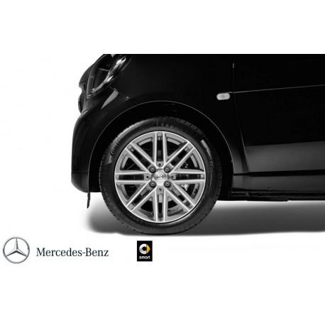 "BRABUS ""Monoblock VII"" Silver/highsheen wheels (III G)"