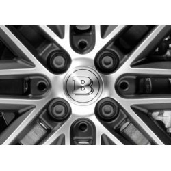 Brabus Silver Wheel Cap 453
