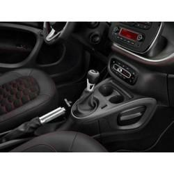 BRABUS hand-brake handle Smart 453