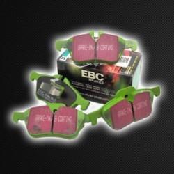 Ebc Green pastiglie per disco 280/285