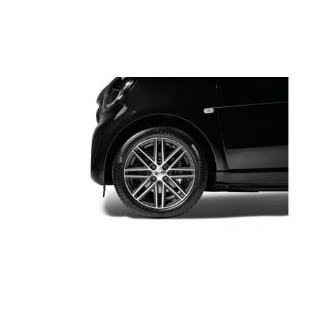 "BRABUS ""Monoblock VII"" Black/high-sheen wheels (III G)"