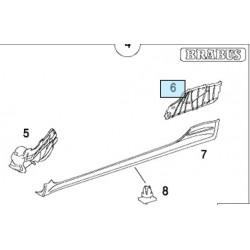 Elemento di Supporto Minigonna Sinistra Brabus Roadster