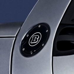 Designabdeckung für Tankdeckel Brabus ForTwo 450