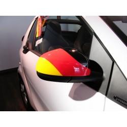 Coperture specchietto Smart 453 (Bandiera Italia)