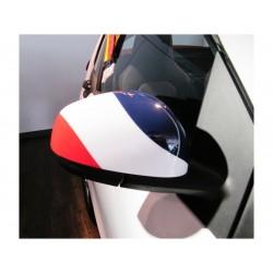espejo cubre Smart 453 (bandera italiana)