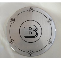 1st Edition Brabus logo for fuel flap ForTwo 450