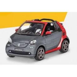 Modellino Smart Cabrio ForTwo 453 1:43