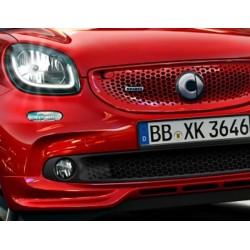 Brabus Logo Brabus Logo rejilla frontal 453