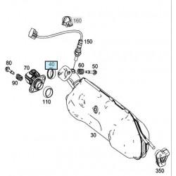 Allo di tenuta per tubo di Scarico Smart 451