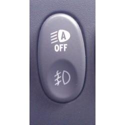 Button Foglamp / Auto Ligh Roadster 452