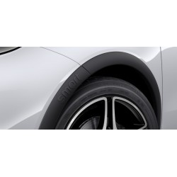 Brabus wheelarch extenders ForTwo III G