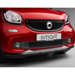 BRABUS front spoiler ForTwo 453