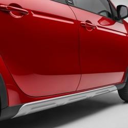Minigonne laterali Brabus CROSSTOWN ForFour 453