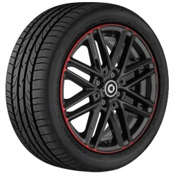 "BRABUS ""Monoblock VII"" Black/high-sheen wheels (III G)"