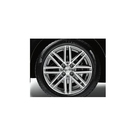 Cerchio in lega anteriore Brabus Monoblock VIII Argento/finiture 453