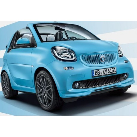 brabus front spoiler fortwo 453 smartkits sks. Black Bedroom Furniture Sets. Home Design Ideas