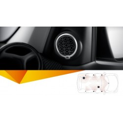 Kit Tweeter JBL ForFour 453