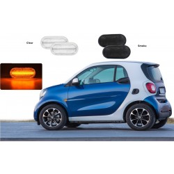 Frecce Led ForTwo 453